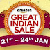 Amazon Great Indian sale starts today and Prime members get early access
