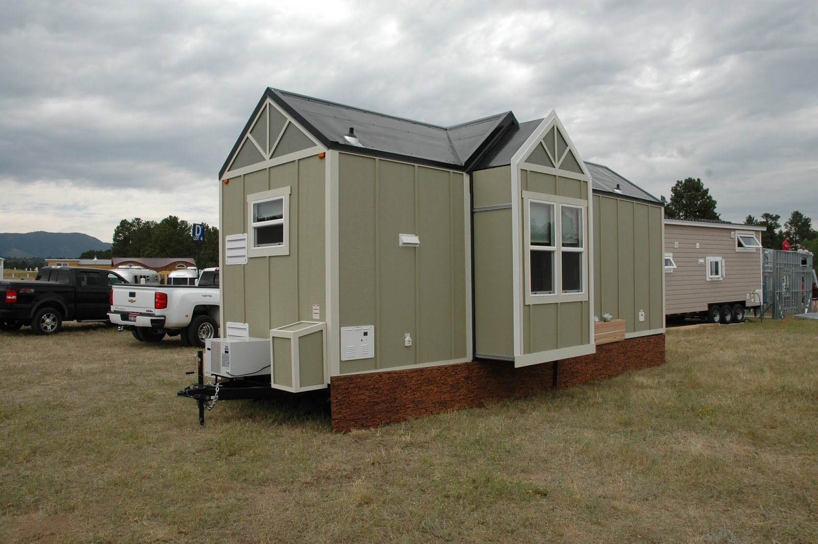 Tiny House Town Tiny Idahomes 250 Sq Ft Rv Tiny House
