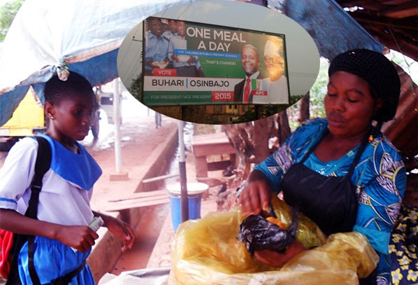 "School children feeding programme begins as Anambra pupils get ""okpa"" for lunch"