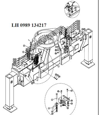 Phụ tùng Dongyang 6 tan SS1404-SS1406