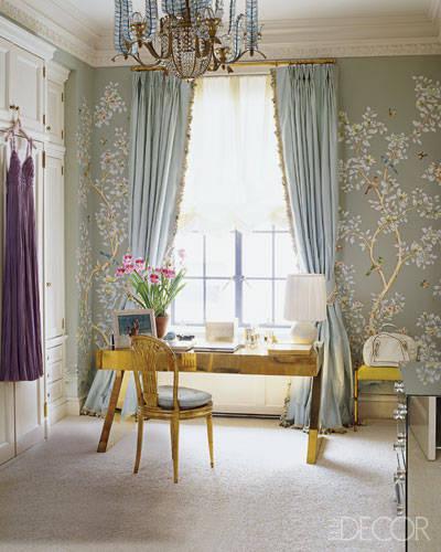 Aerin Lauder luxury fantasy closet