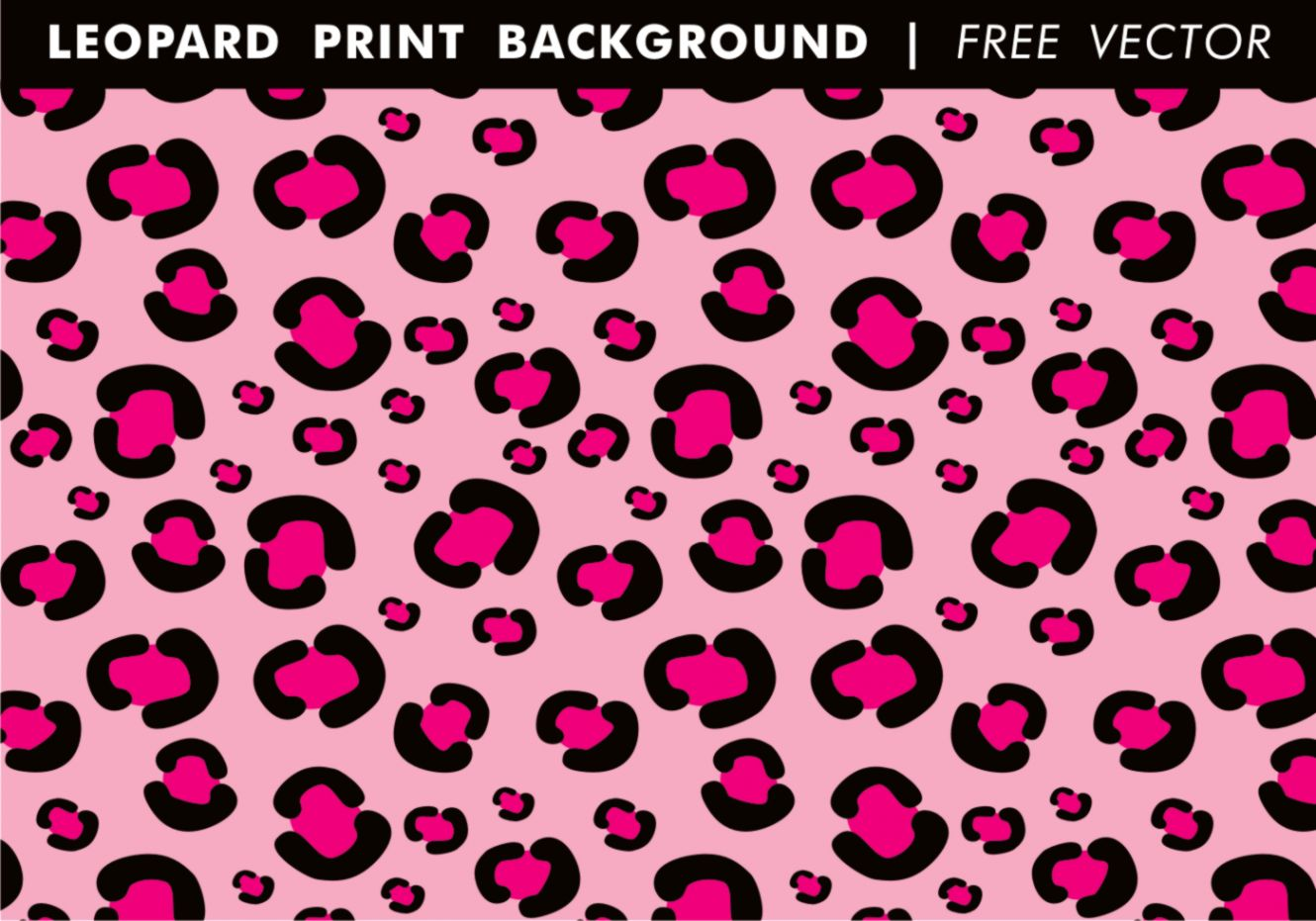 Pink Animal Print Backgrounds Wallpaper View Wallpapers