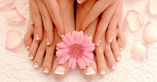 Soin pour sublimer ses pieds la maison la beaut naturelle - Soins des pieds maison ...