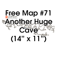 Another HUGE Cave on Patreon