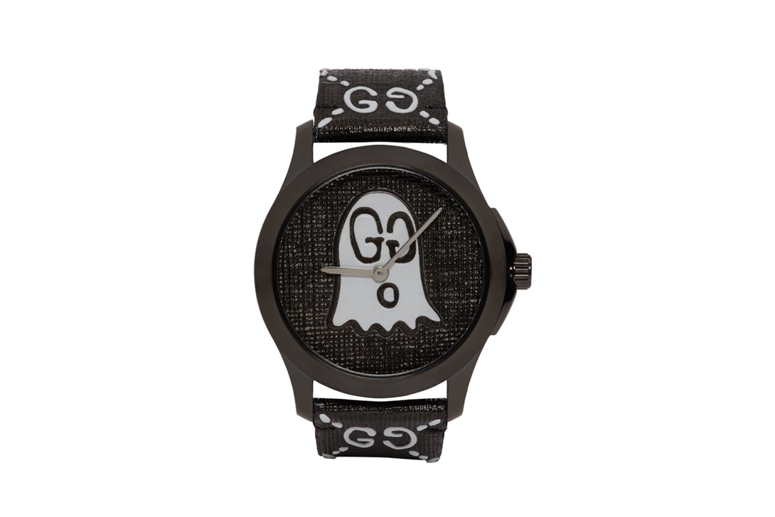 gucci guccighost watch planet of the sanquon