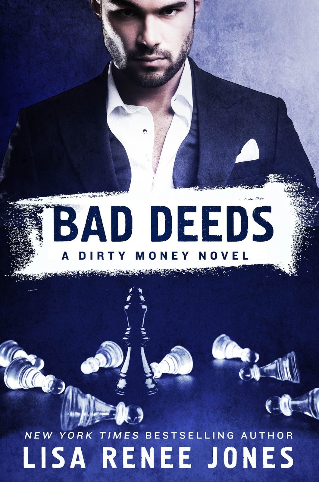 """Awesome Series"" #BookReview Bad Deeds by @LisaReneeJones #Romance"