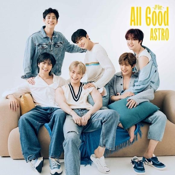 ASTRO - All Good-JP Ver.-