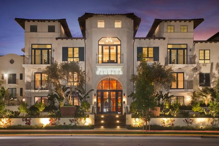 Building Los Angeles Luxury Apartments Opening In Hancock