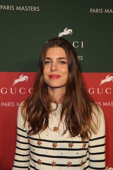 Charlotte Casiraghi attends the Gucci Paris Master 2014 Day-1 in Villepinte, France