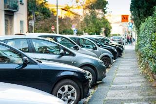 Parking vigilado en Logroño