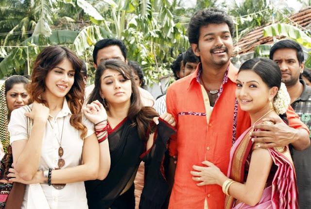 Velayudham (2011) Tamil Movie Ft. Vijay and Hansika Motwani Full HDRip