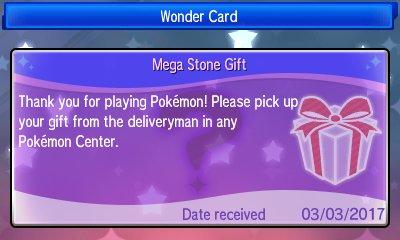 Consigue cuatro nuevas megapiedras en Pokémon Sol y Pokémon Luna con este código