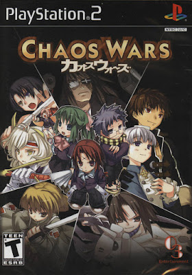 Chaos Wars cover