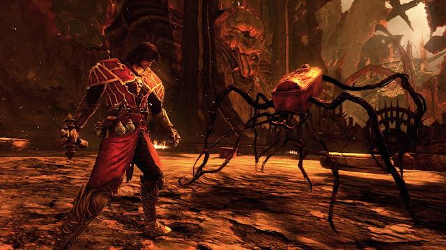 Castlevania: Lords of Shadow - Xbox 360 - Multi5 - Captura 3