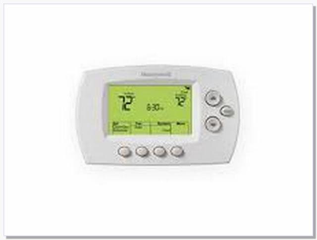 Honeywell wifi thermostat rth6580wf