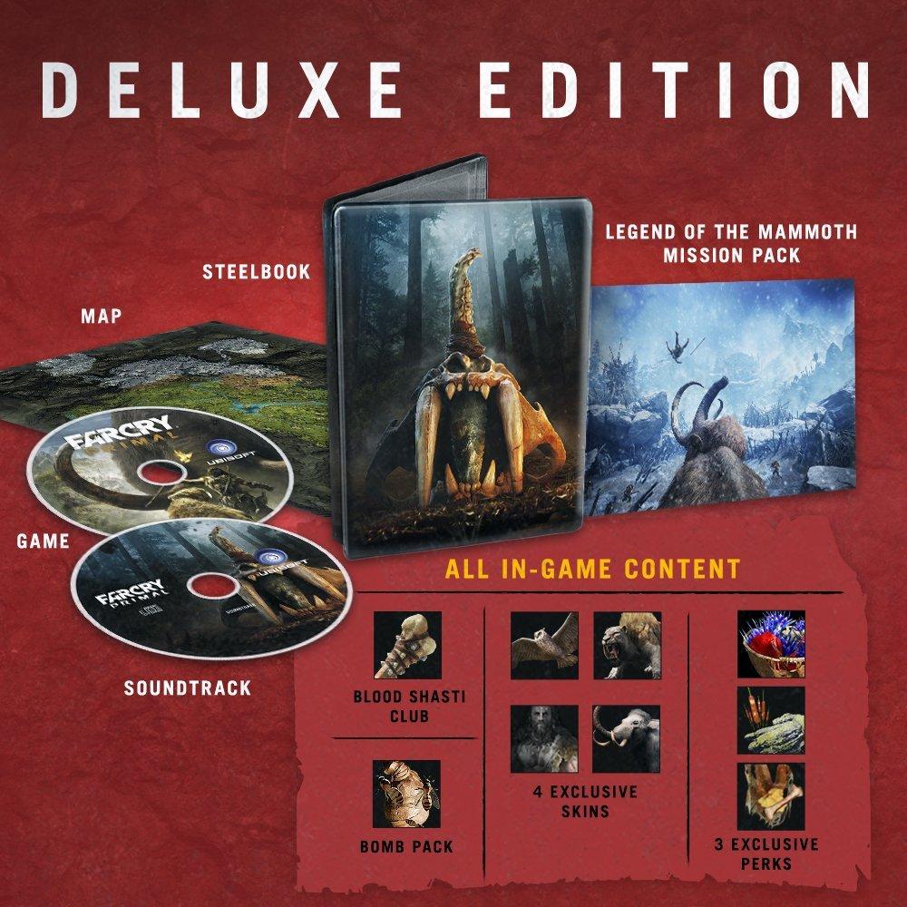 Far Cry Primal Gameplay Videos And Bonus Dr Jengo S World