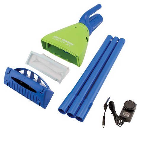 Swimming Pool Tips Amp Reviews Pool Blaster Aqua Broom Sweep Xl