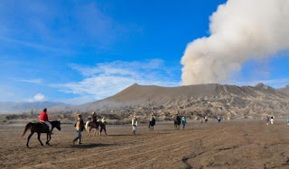 Asal Usul Gunung Bromo