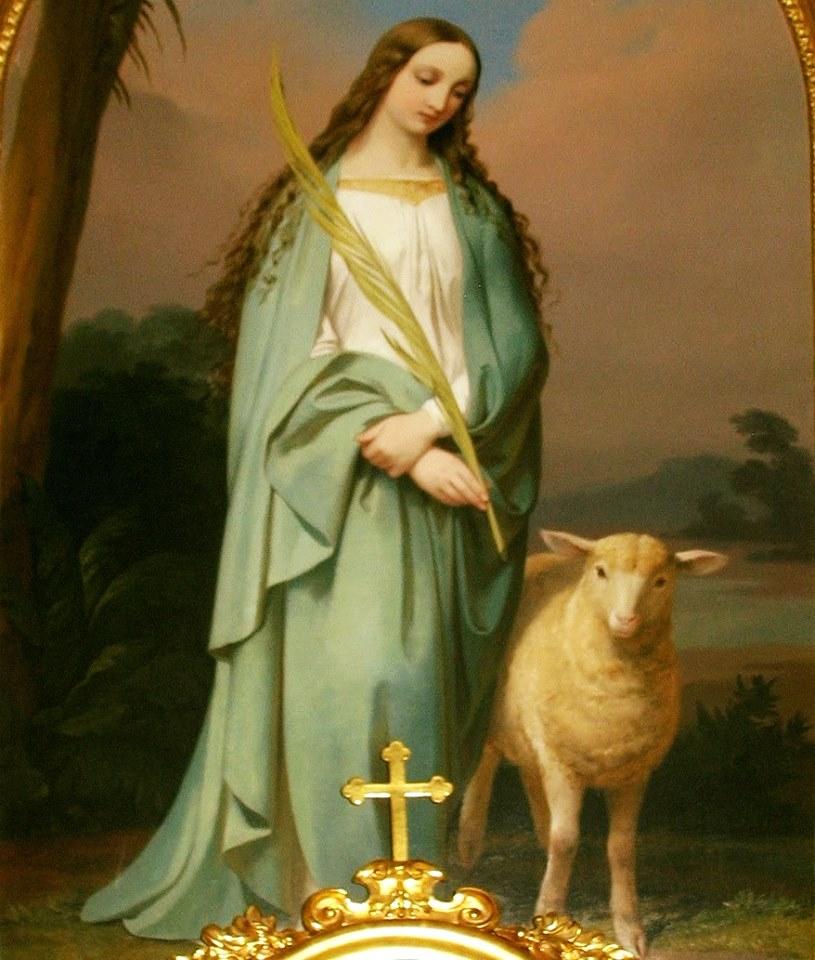 St agnes novena
