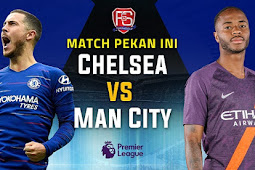 Live Streaming Chelsea vs Manchester City 9 Desember 2018