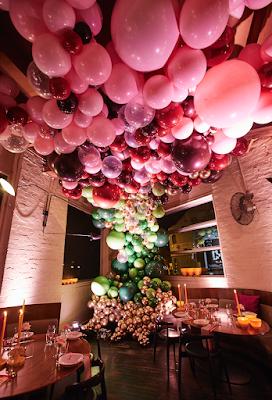 Balloon Decor Created by The Balloon Crew, Sydney, Australia