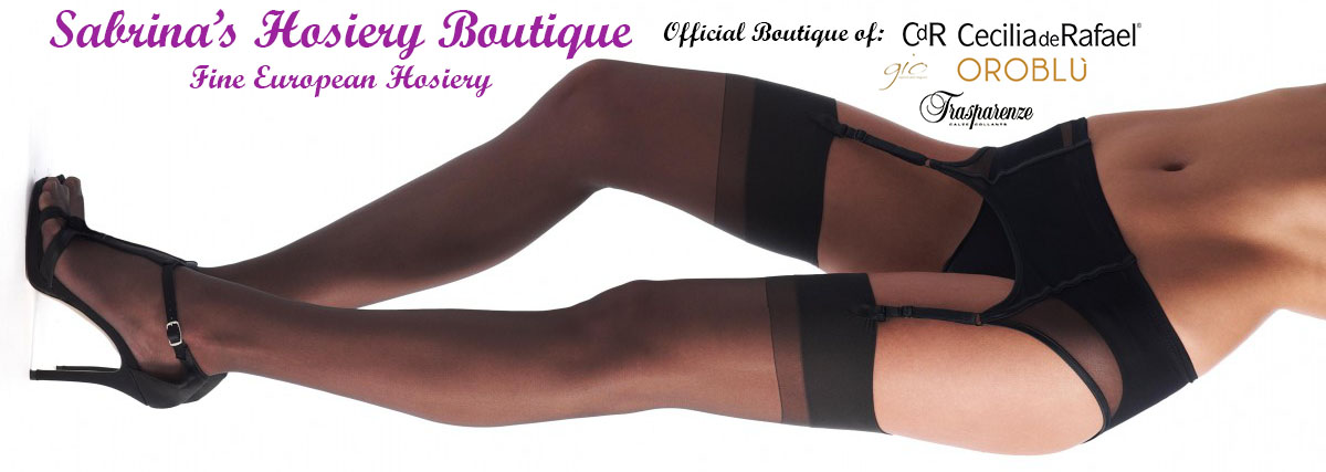 4eeabfc2343e4 Passionate and committed are words that you would use to describe Sabrina  Carter, the owner of Sabrina's Hosiery Boutique, and inline hosiery store  based in ...