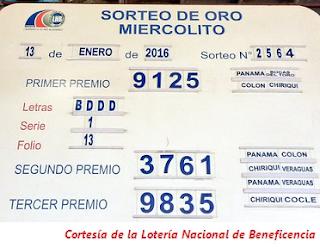 resultados-sorteo-miercoles-13-de-enero-2016-loteria-nacional