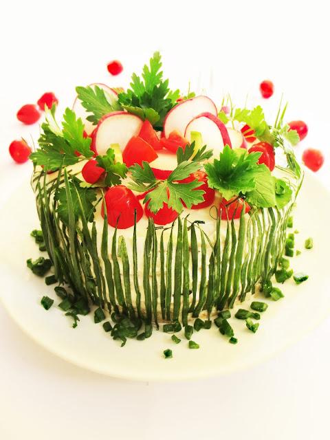 Торт с ягодами на годовщину свадьбы фото 1