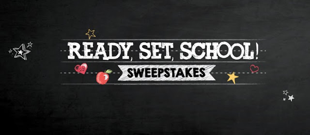 Scotties Ready Set School Sweepstakes