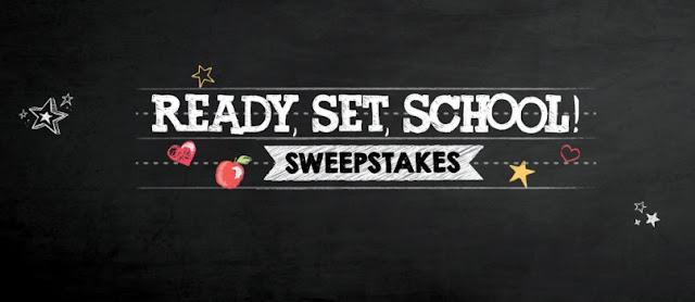 Scotties Ready Set School Sweepstakes