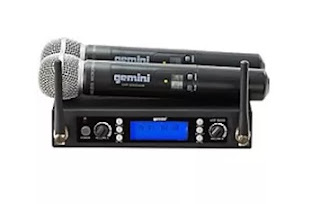 Best Range: Gemini UHF-620