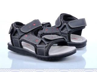 Model Sepatu Sandal Anak Laki-Laki