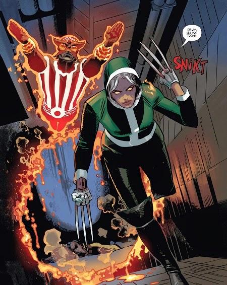 Continuara en Uncanny Avengers 14   Uncanny Avengers 14
