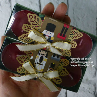 Christmas Around the Year Tea Light Packaging