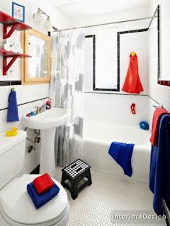 Children's Bath Decorations 1