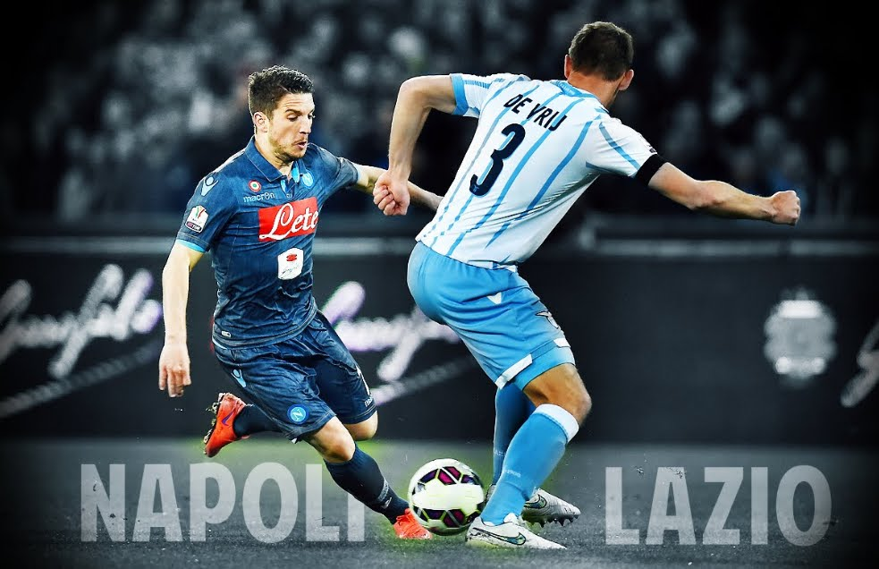 Napoli-Lazio Streaming Rojadirecta YouTube Facebook Live dove vedere Diretta TV con iPhone Tablet PC