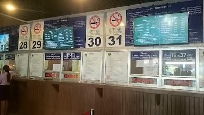 Angkor Wat ticket counter