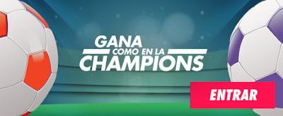 botemania gana con la champions 4 mayo