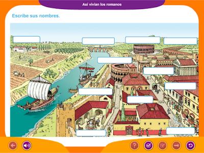 http://ceiploreto.es/sugerencias/juegos_educativos_6/13/5_Asi_vivian_los_romanos/index.html