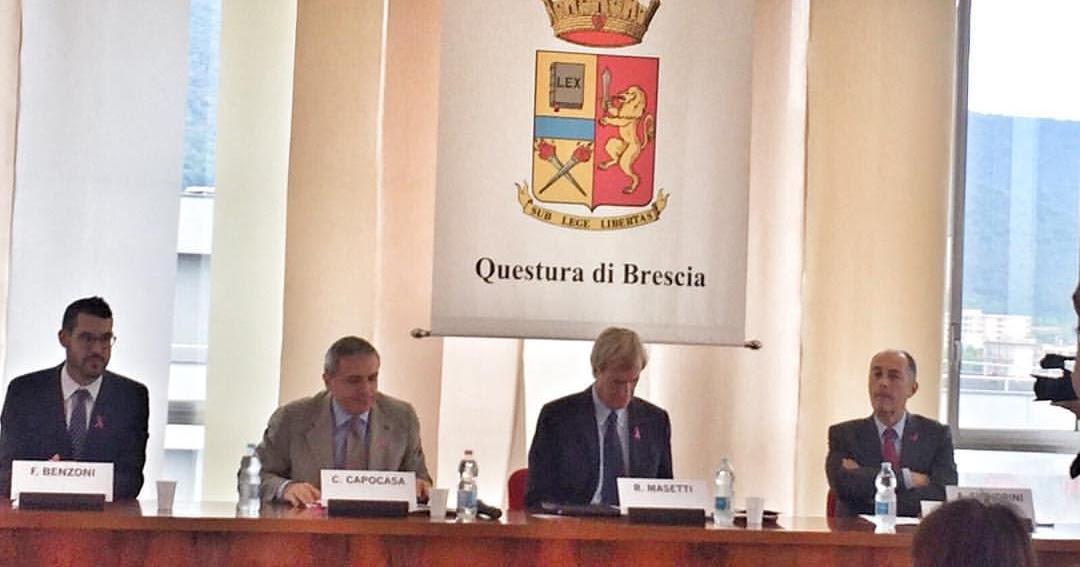 Presentata la Seconda Edizione della #RacefortheCure di #Brescia