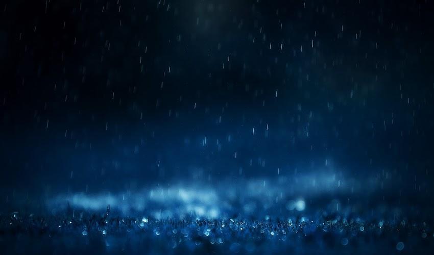 Musical rainy moment