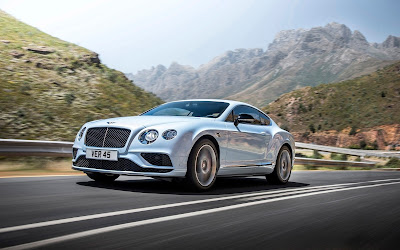 2017 Bentley Continental GT V8 S Black Edition Review