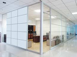 GLASS OFFICE PARTTITIONS NYC
