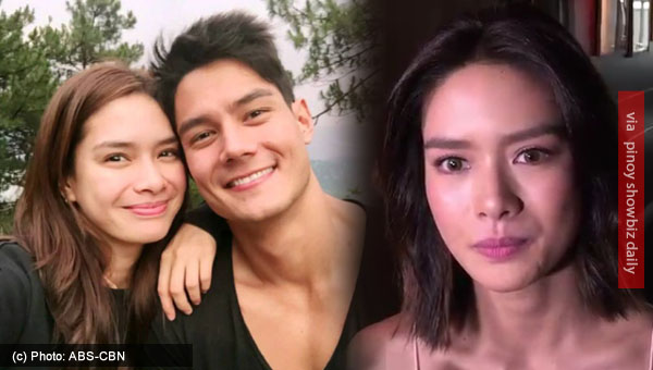 """It's over"", Erich Gonzales confirms breakup with Daniel Matsunaga"
