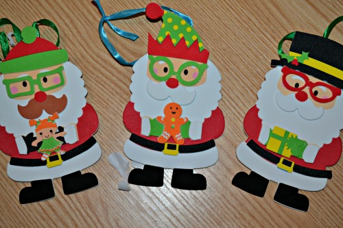 Christmas and festive arts and crafts from baker ross review