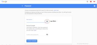 Cara Gampang Mengubah Password Akun Gmail Terbaru