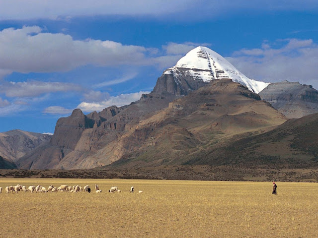 Kailash Mansarovar Yatra - Pilgrimage Tours in India
