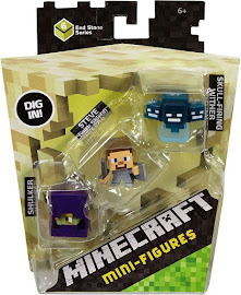 Minecraft Series 6 Wither Mini Figure