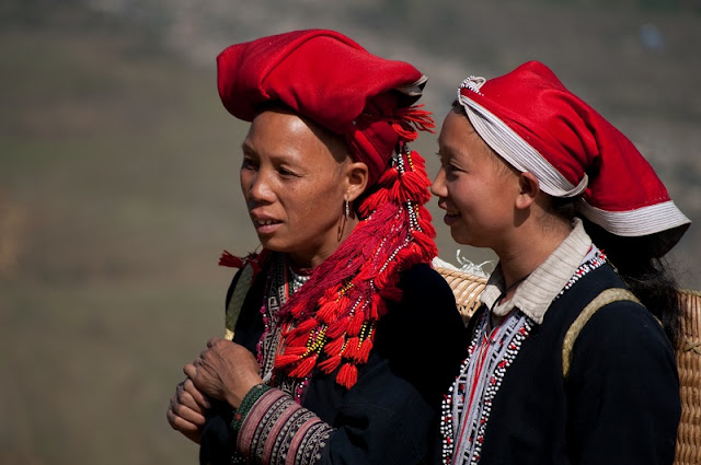 SAPA - fascinating place in northern Vietnam with Hmong and Dao ethnic minorities 2