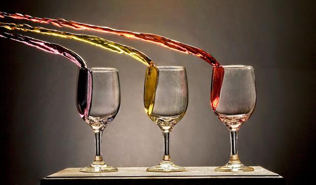Wine Photography Art